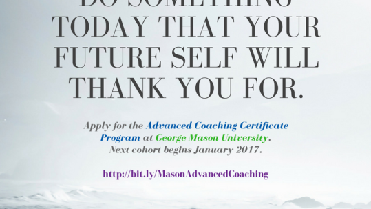 Join me for this amazing program. A new cohort will begin in January. I teach the first module in the foundations of wellbeing.