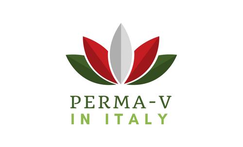 PERMA V in Italy Logo